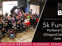 OR Cider Week: Portland Cider Co. Summer 5k Fun Run
