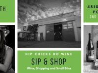 Sip & Shop at Hip Chicks do Wine