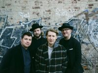 Eric Hutchinson & The Believers – The Modern Happiness Tour