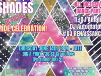 Shades Pride Party