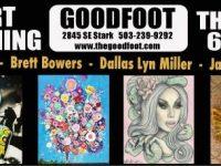 Ace Troy, Brett Bowers, Dallas Lyn Miller and Janet Julian art