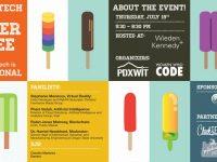 PDX Women in Tech (PDXWIT) Women + Tech Summer Soiree