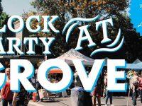 Grove Block Party