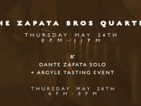 ZAPATA BROTHERS QUARTET @ No Vacancy Lounge