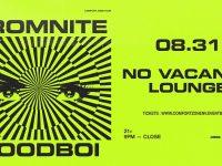 Comfort Zone Tour w/ Promnite & Hoodboi