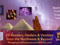 Metaphysical Empowerment Fair, Free Intuitive Panel @12 in Salem