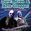 DAVE MASON & STEVE CROPPER ROCK & SOUL REVUE