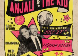 ANDAZ: A Bhangra/Bollywood/Desi Bass Dance Party 16th Anniversary Celebration!