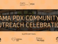 AMA PDX Community Outreach Celebration