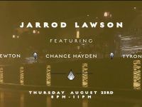Jarrod Lawson @ No Vacancy Lounge |