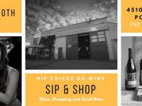 sip and shop august