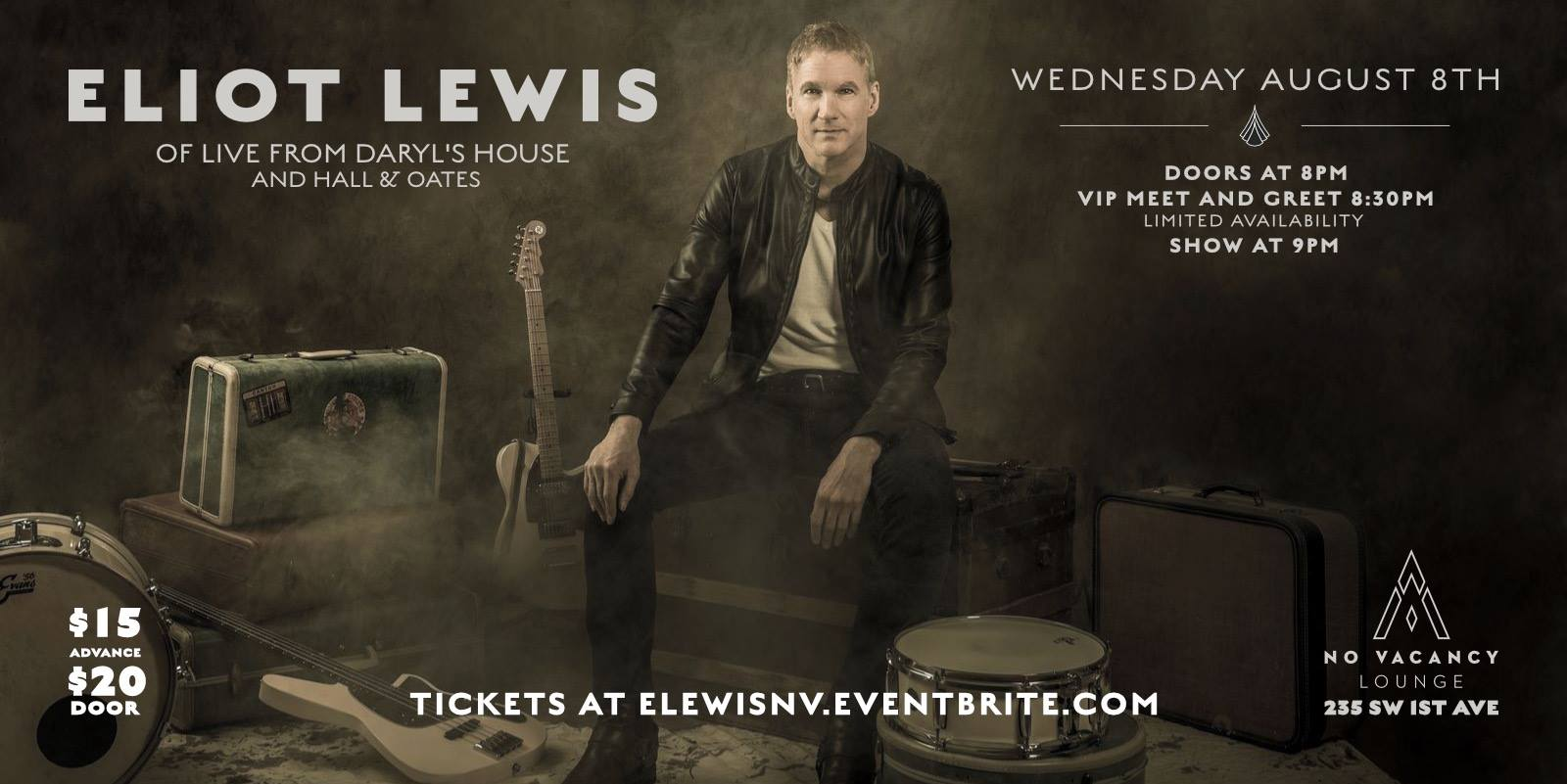 An evening weliot lewis live from daryls house hall oates venue m4hsunfo