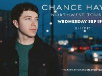Chance Hayden Northwest Tour 2018