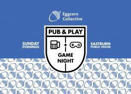eggcorn collective pub & play