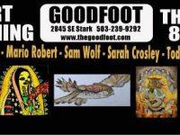 Joel Barber Mario Robert Sam Wolf Sarah Crosley Todd Hinchman