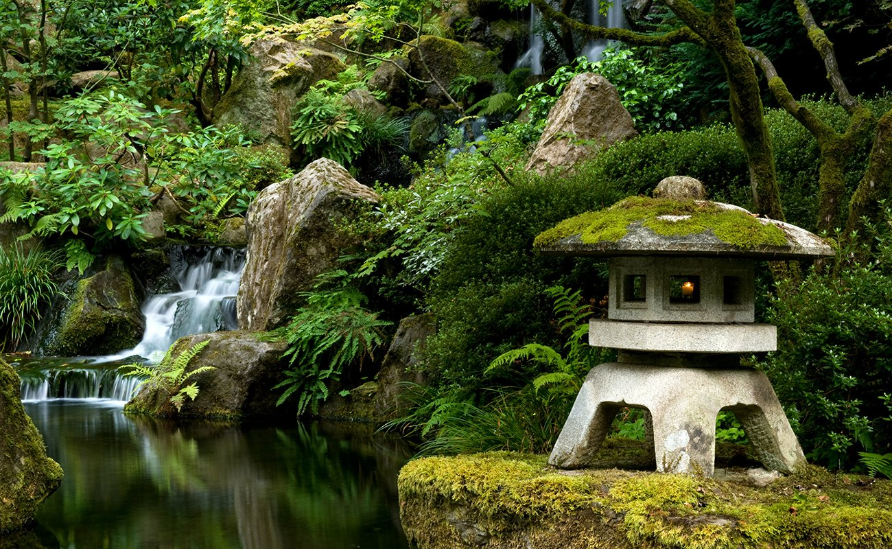 Portland japanese garden offers teachers some back to school serenity get student ticket price for Portland japanese garden admission