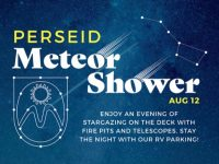 Perseid Meteor Shower Viewing Party at Mt. Hood Meadows