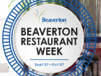 Beaverton Restaurant Week