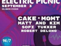 94/7 presents The Electric Picnic!