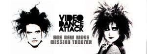 October 20, 2018, Portland OR - The longest running weekly 80s dance night in Portland is now featuring a special New Wave & Alternative edition of 80s Video Dance Attack on Saturday, October 20th at the Mission Theater!