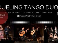 Dueling Tango Duos: A Bilingual Concert in English & Spanish