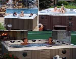 Swim Spa For Sale >> Hot Tub Swim Spa Super Sale Portland Expo Center Thousands Of