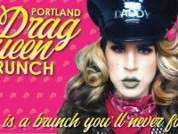 Drag Queen Brunch Night Light Lounge