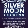 Silver Moon Tap Takeover