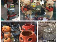 Antique and collectible show