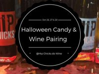 Wine & Candy Pairing HIp Chicks do Wine
