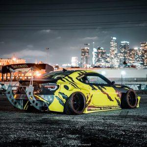 Hot Import Nights Portland Expo Center Showcasing S Of - Portland expo car show