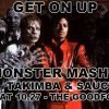 Get On Up Monster Mashup
