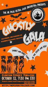 halloween gala ne plus jass orchestra