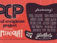 Paul Creighton Project Plays Jamiroquai