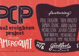 Paul Creighton Project Plays Jamiroquai