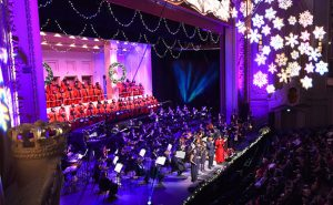 December 7-9 @ Arlene Schnitzer Concert Hall - It's the 20th Anniversary of Gospel Christmas, the tradition that just gets bigger and better, year after year! Join the region's premier gospel singers and the Oregon Symphony for an evening that's sure to have you on your feet, clapping and shouting, celebrating the true spirit of the season.