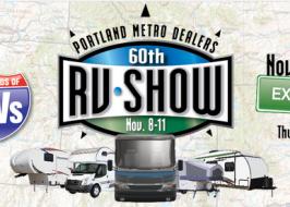 The 60th Annual Portland Metro RV Show