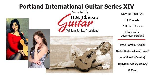 US Classic Guitar