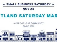 Small Business Weekend- Portland Saturday Market