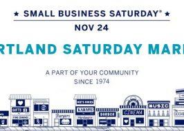 Small Business Weekend- Portland Saturday Market