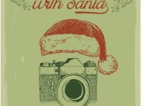 Photos with Santa - Make A Wish Fundraiser