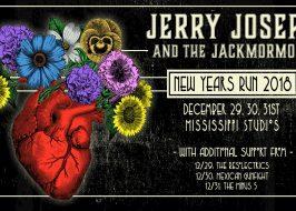 JERRY JOSEPH & THE JACKMORMONS NEW YEAR'S RUN