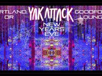 NYE PARTY WITH YAK ATTACK