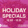 Pure Grreen Holiday Specials