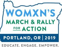 Portland Womens' March and Rally for Action 2019