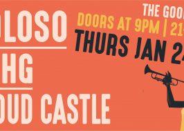 Coloso, ZuhG, & Cloud Castle