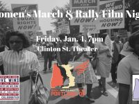 womena' march film night