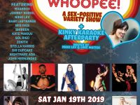 Whoopee! A Sex-Positive Variety Show + Kinky Karaoke Afterparty