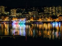 Portland Spirit Winter Light Festival