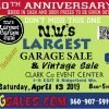 Garage Sale April 2019